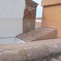 Red anti palomas en Torrenueva (Granada)